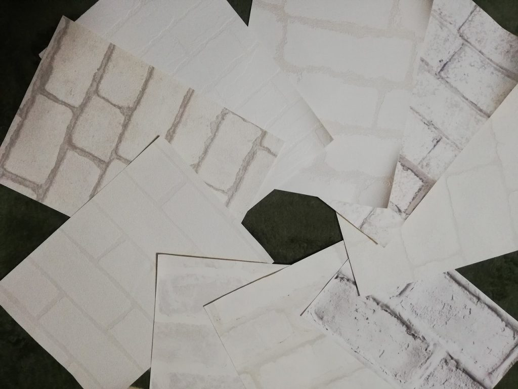白壁のスタジオができるまで 作り方を紹介