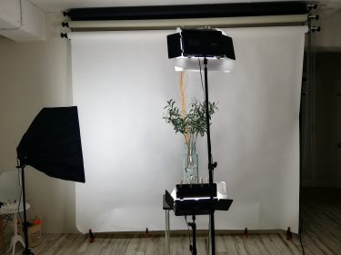 どんな撮影にどんな照明がきくのかを検証