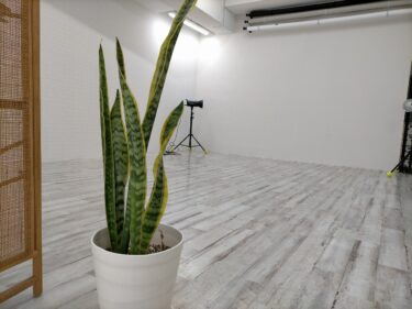 コロナ後のスタジオ