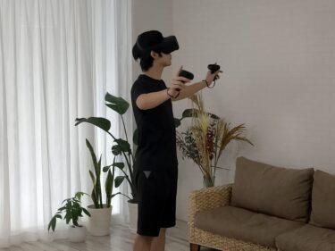 xrのスタジオ撮影【VR撮影】